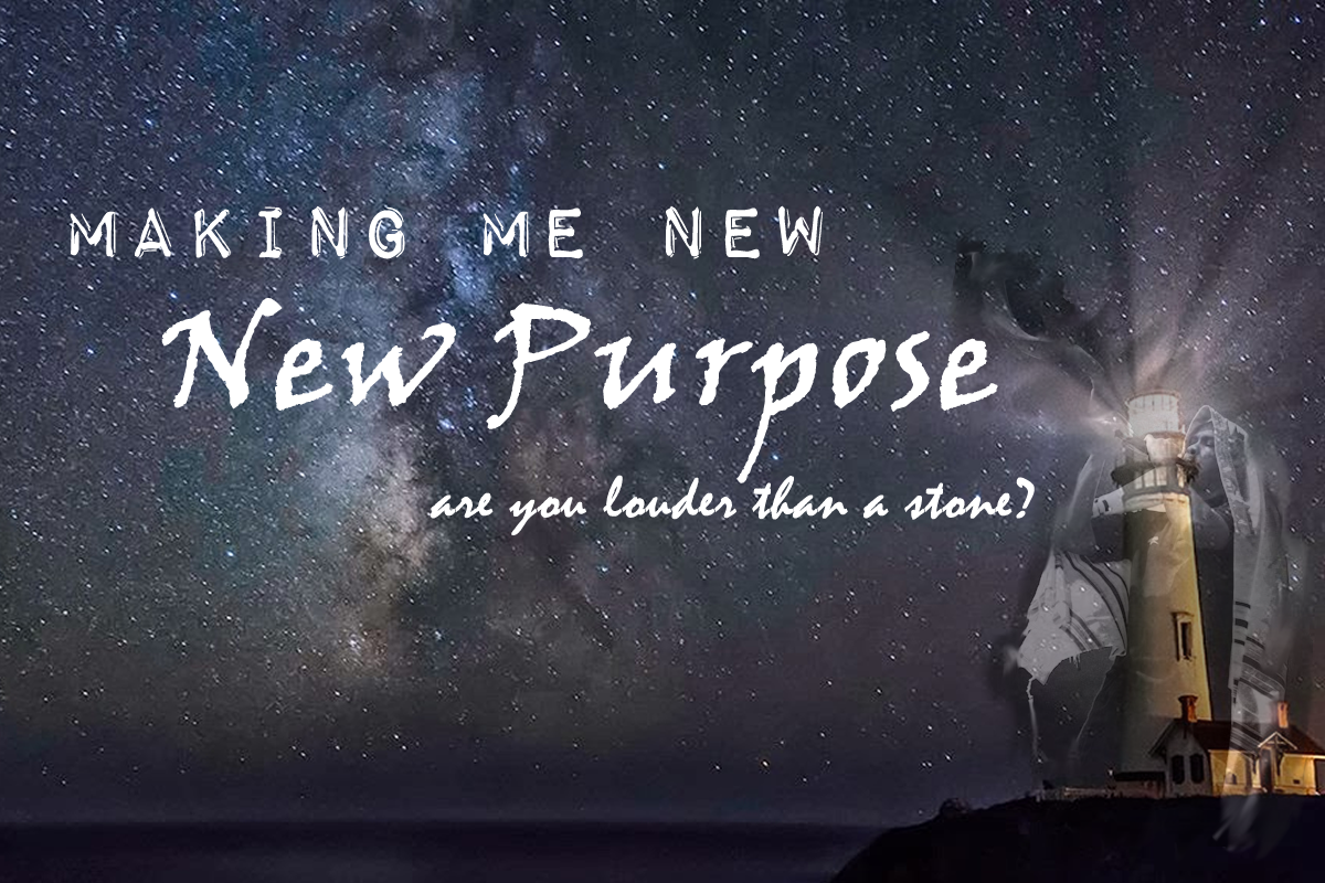 04/09/2017 – A New Purpose – Making Me New
