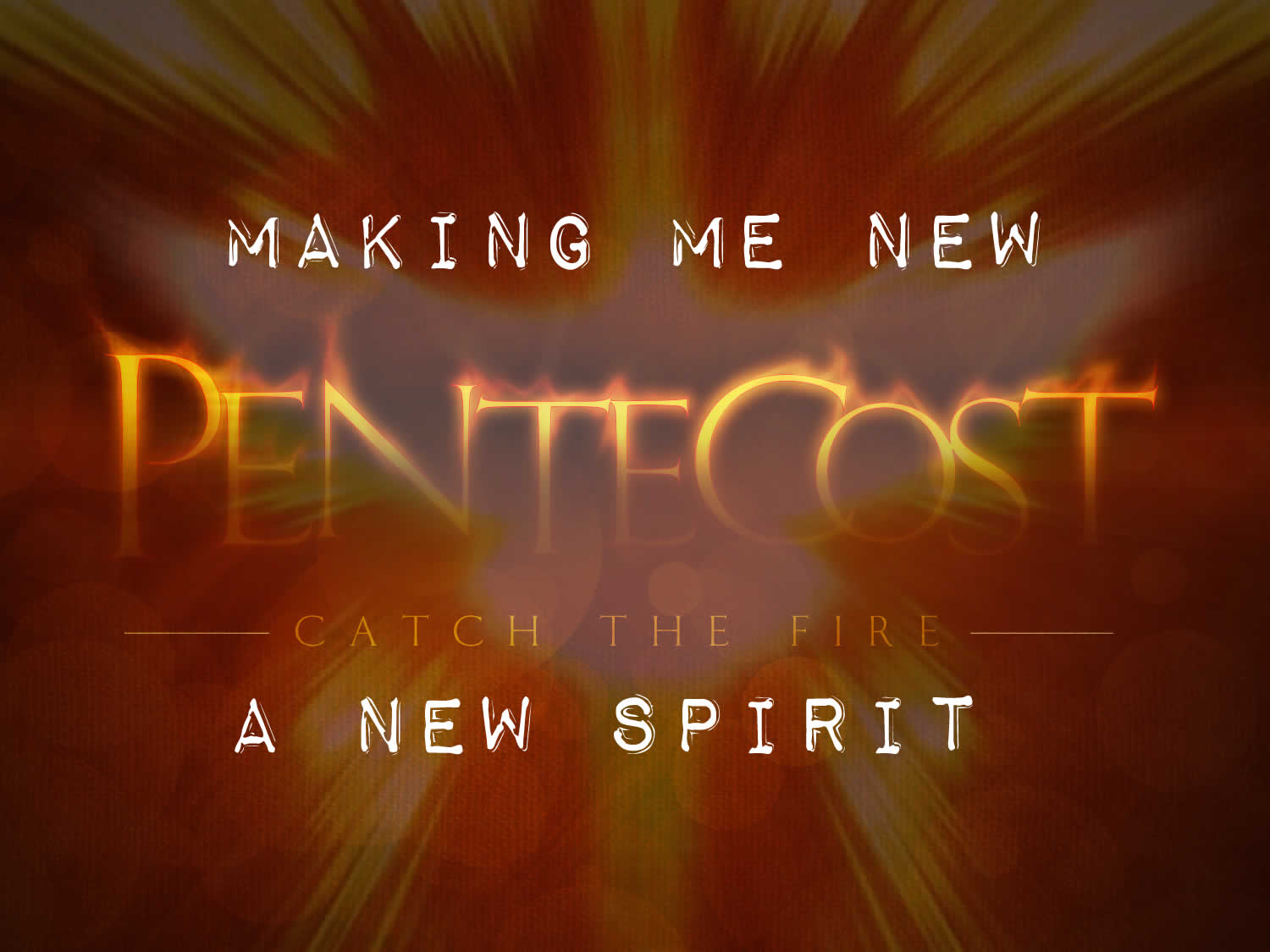 05/21/2017 – A New Spirit – Making Me New