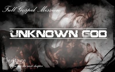 The Unknown God – Part 1
