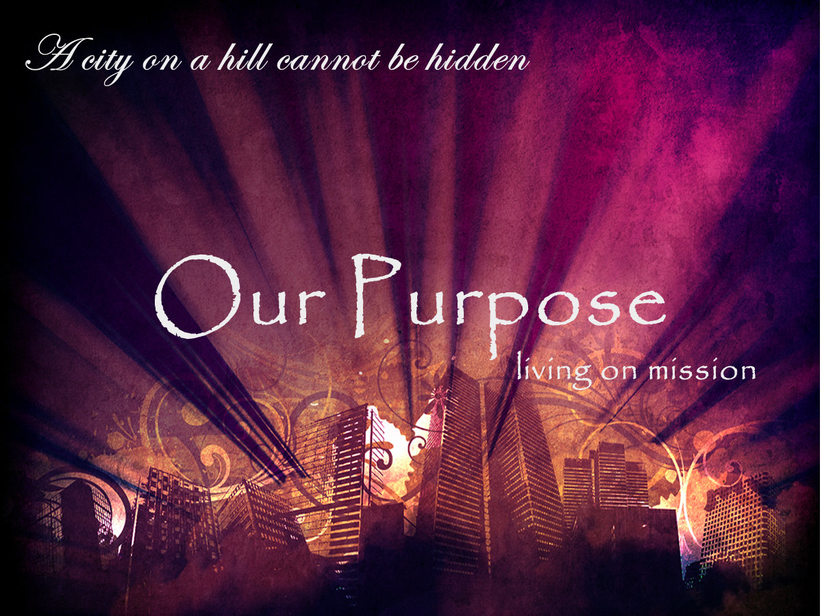 06/04/2017 – Our Purpose – The Heritage Series