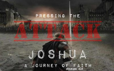 02/19/2017 – Pressing the Attack – A Journey of Faith