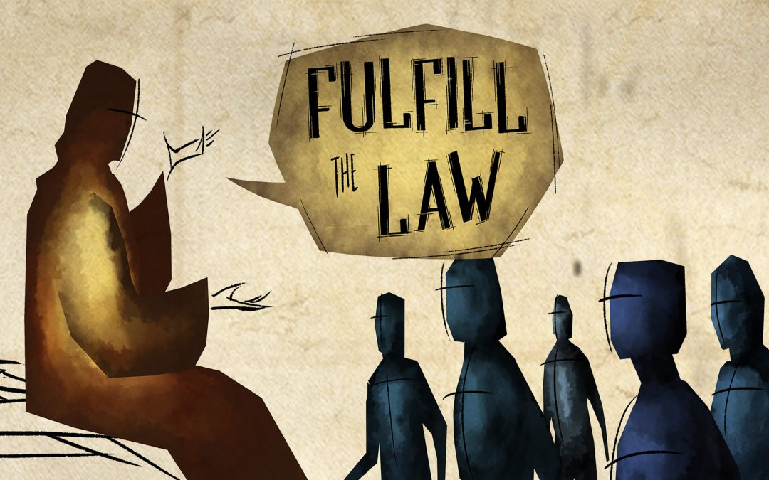 Jesus Fulfilled the Law